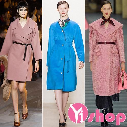 Phối hợp trang phục với 6 kiểu áo khoác mùa đông
