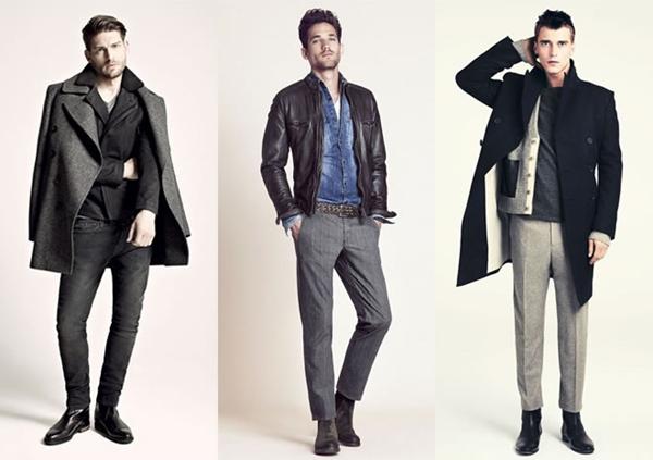 30 trang phục đa năng đàn ông cần có