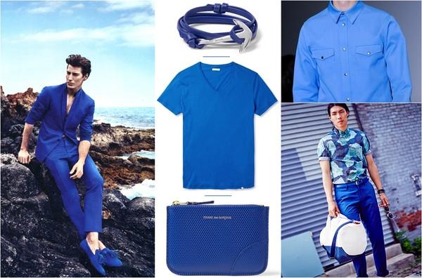 Màu xanh cho chàng mùa đông